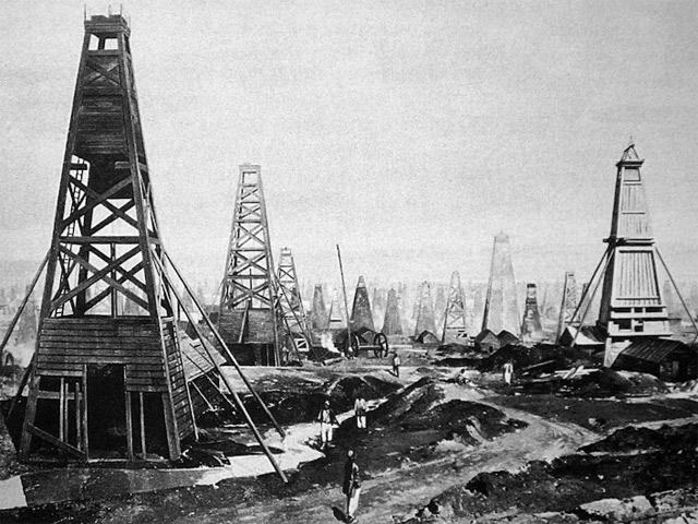 Царизм и монополии в топливной промышленности России накануне Первой мировой войны