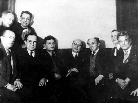 Слово о Еврейском антифашистском комитете