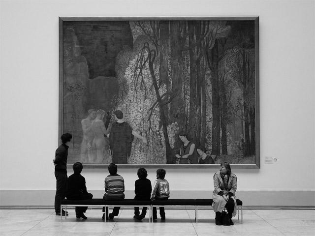 Дихотомия: искусство и жизнь