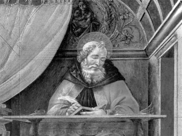 «Августин в мысли ХХ века: жизнь созерцательная и жизнь деятельная»