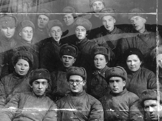 Военные письма и фрагменты дневников истфаковцев МГУ периода Великой Отечественной войны