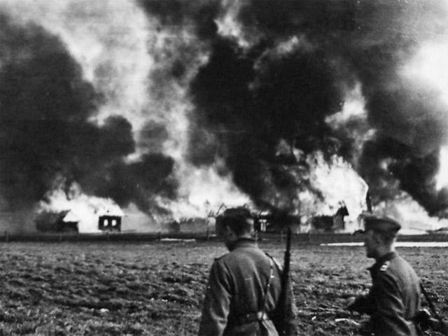 Угнанное детство. Малолетние жертвы нацистских карательных операций на северо-западе СССР, 1942-1944 гг.