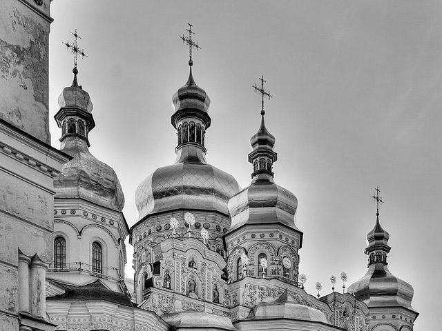 Средневековая Украина: выбор имени