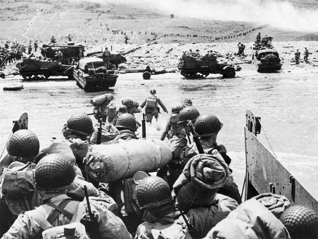 Вторая мировая война: новые вызовы исторической науке