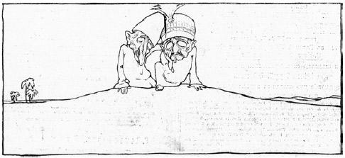«Сатирикон», 1909 год.