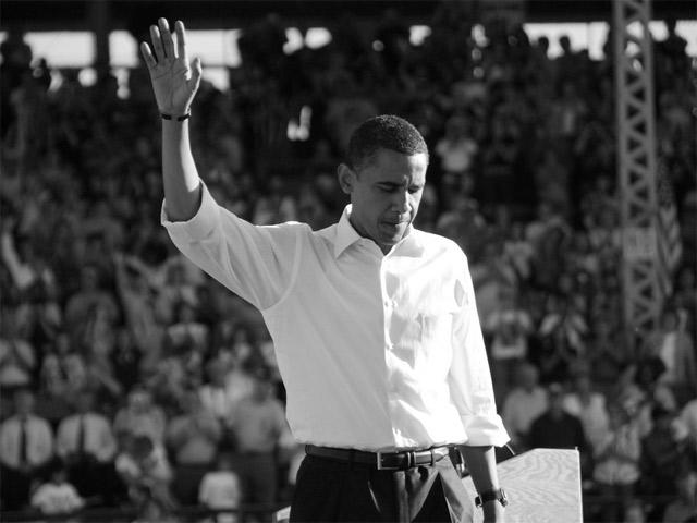 Притворные страдания Обамы