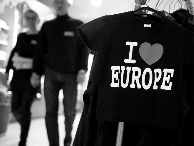 Демократия, солидарность и европейский кризис