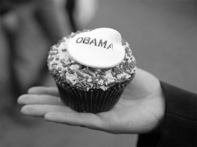 Рекламные технологии в предвыборной кампании: Барак Обама