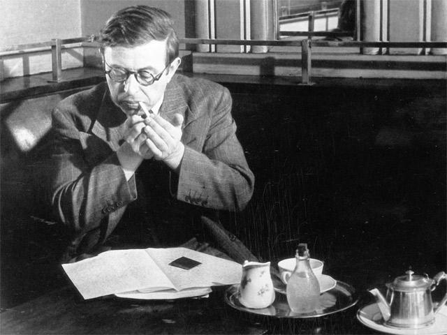 Сартр — человек постмодерна?
