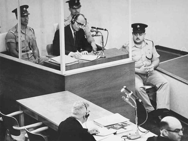 Показания свидетелей на процессе Эйхмана (1961)