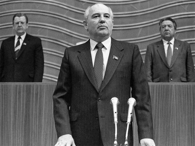 Идейные истоки и исторический смысл перестройки Горбачева