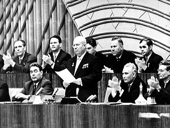 В поисках идентичности — советское диссидентское движение между 20-ым съездом КПСС и Перестройкой