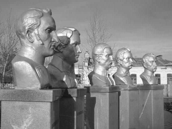 Без-мятежная память. Постсоветская судьба декабристского мифа. Часть первая. Наследники по прямой