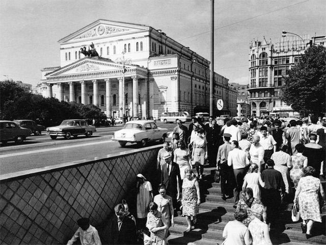 Генезис культурной политики и возникновение массовой культуры в СССР (1917–1953)
