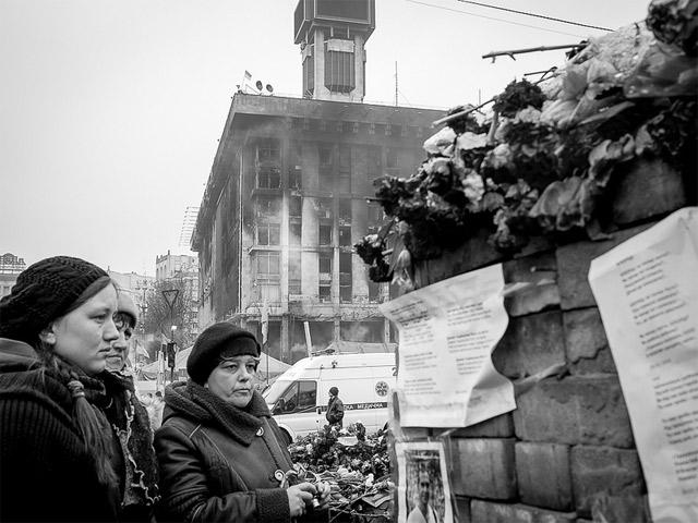Украина после Януковича глазами историка