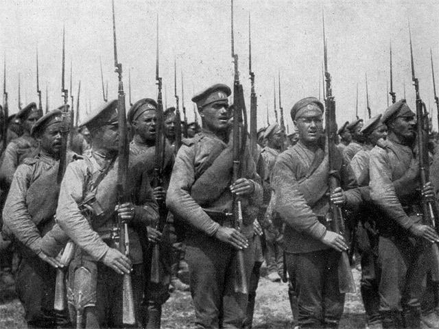 «Россия в годы Первой мировой войны, 1914–1918»