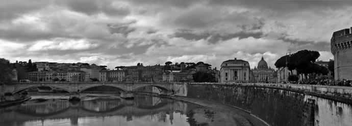 Rome---Panorama