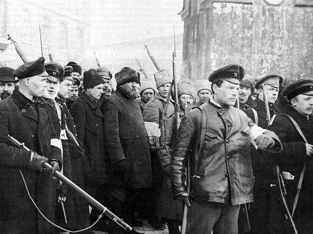 Демократия, которая не сумела себя защитить, — к 98-летию Февральской революции
