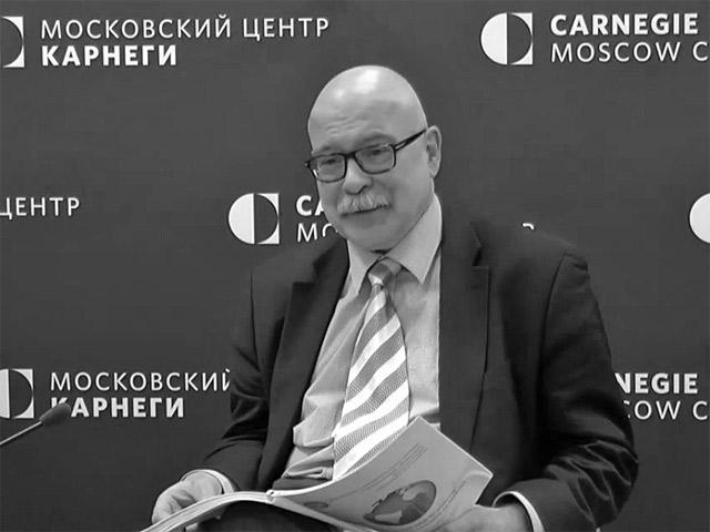 Директор Московского центра Карнеги Дмитрий Тренин — о перспективах аналитических центров в России и в мире.