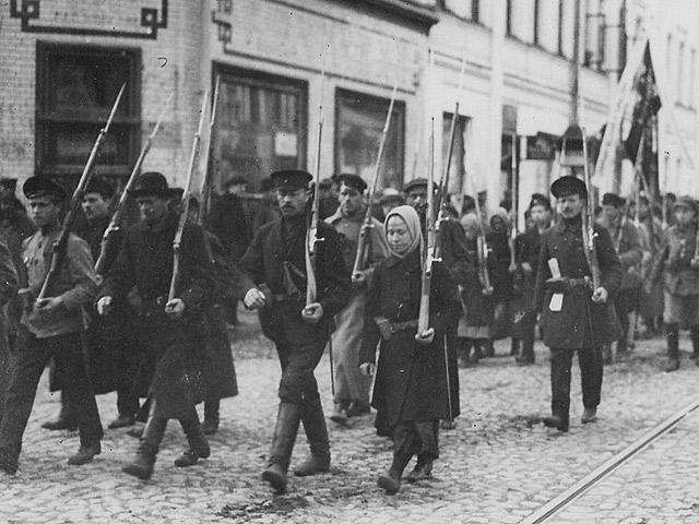 Русская революция (1905, 1917)