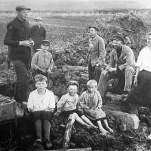 Подборка материалов Gefter.ru по истории Голодомора