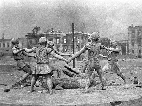 «На мельницах войны»: историческая память о Сталинградской битве