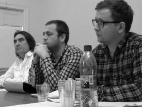"""Круглый стол проекта """"Historia Nationem Gignit"""" в РГГУ"""
