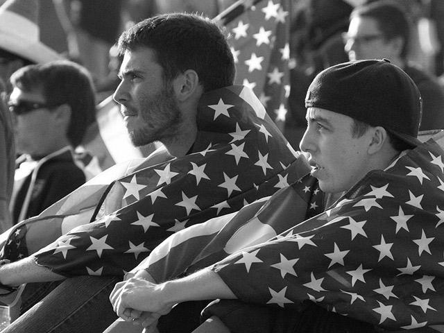 Прощание с американским веком