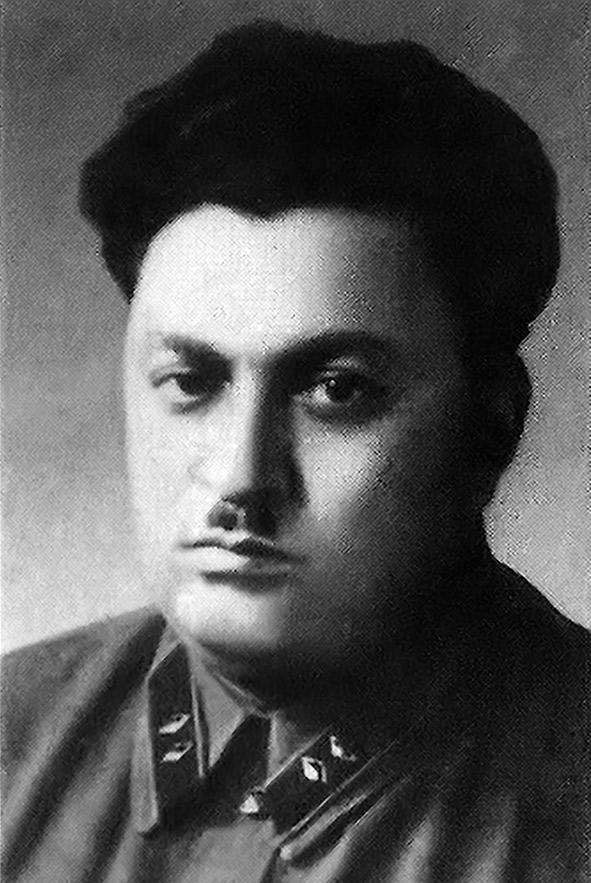 Комиссар госбезопасности 2-го ранга Богдан Кобулов