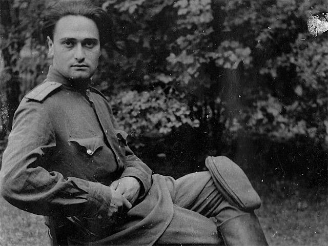 Владимир Гельфанд. Дневник 1942 года