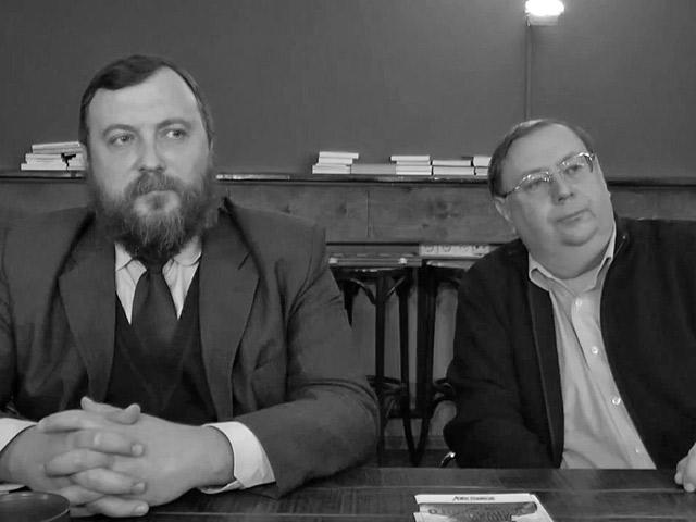Историки Александр Пыжиков и Сергей Антоненко vs редакторы «Гефтера»