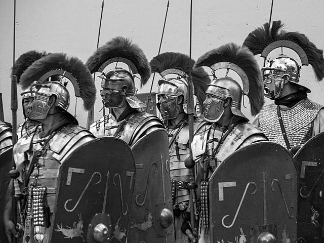 Сцены из римской жизни