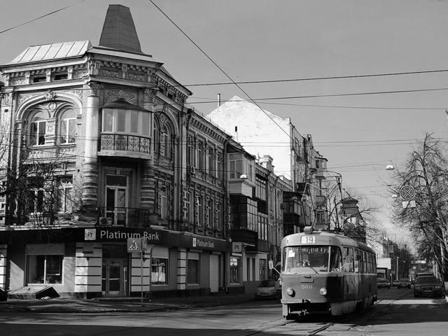 Писатель из Киева и его Город