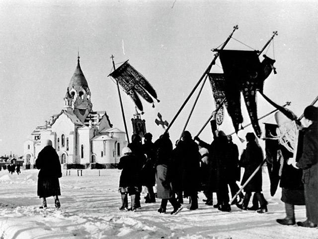 Советское православное