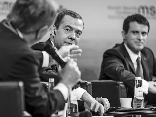 Российский вопрос на Западе: взгляд из Германии