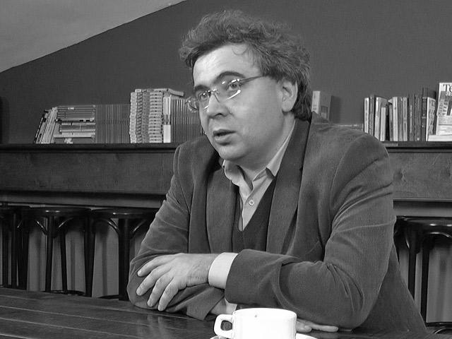 профессор Кирилл Соловьев
