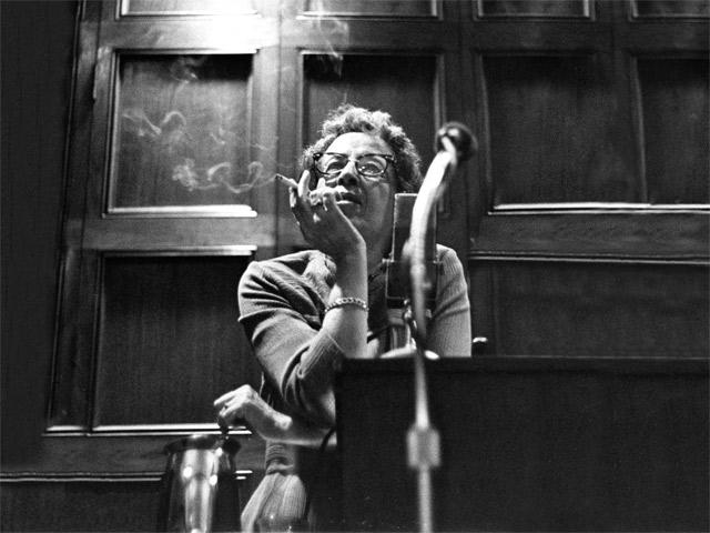 Ханна Арендт: философ как политик