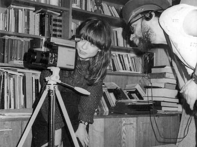 Московский концептуализм 80-х: интервью с Сабиной Хэнсген